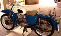 Motorrad DKW IFA MZ