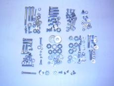Schraubensatz für Rahmen SR2