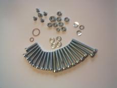 Schraubensatz für Motor Schwalbe KR51/2