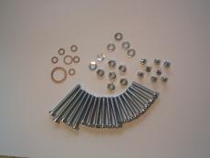 Schraubensatz für Motor S50