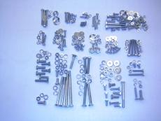 Schraubensatz für Rahmen S50