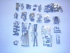 Schraubensatz für Rahmen S51/S70
