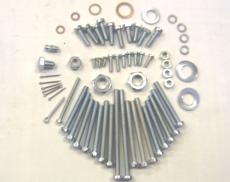 Schraubensatz für Motor RT