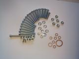 Schraubensatz für Motor Schwalbe KR51/1